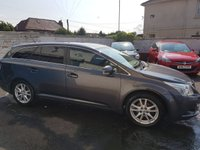 2011 TOYOTA AVENSIS 1.8 VALVEMATIC TR 5d 145 BHP £4490.00