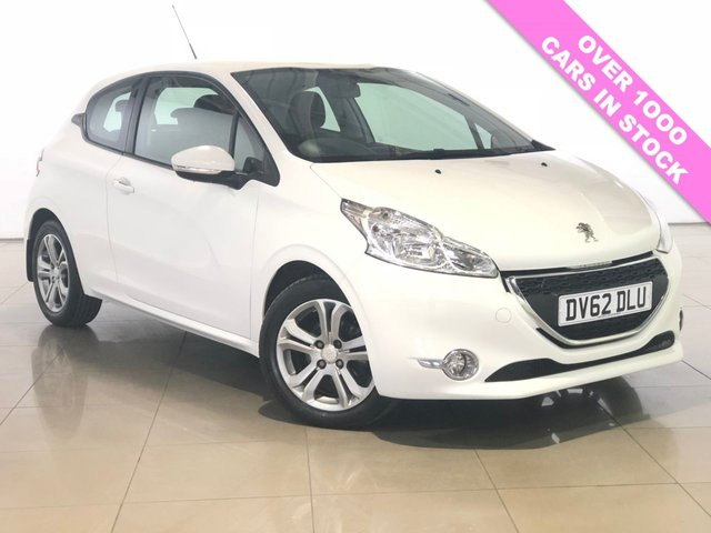 View our 2012 62 PEUGEOT 208 1.4 ACTIVE HDI 3d 68 BHP