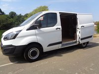 USED 2016 16 FORD TRANSIT CUSTOM 2.2 290 LR P/V 1d 99 BHP FINANCE ARRANGED