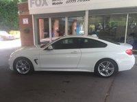 2014 BMW 4 SERIES 2.0 420I M SPORT 2d AUTO 181 BHP £17975.00