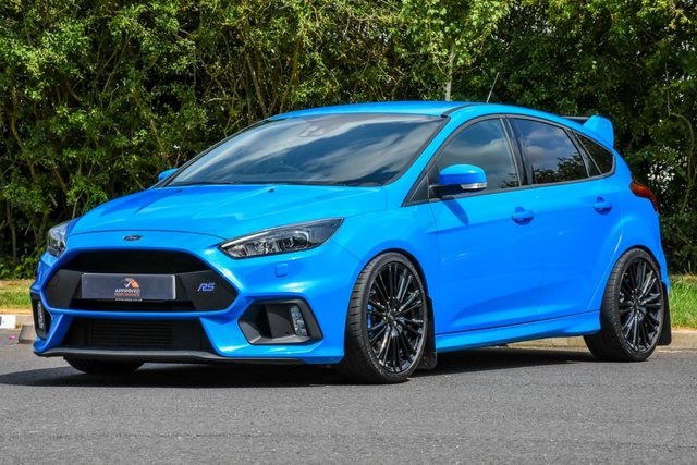 2017 FORD FOCUS 2.3 RS 5d 346 BHP