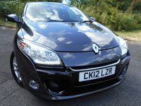 2012 RENAULT MEGANE 1.6 EXPRESSION PLUS 3d 110 BHP ** 1 PREVIOUS OWNER , YES ONLY 41K ** £4995.00
