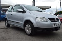 USED 2008 58 VOLKSWAGEN FOX 1.2 URBAN 6V 3d 54 BHP