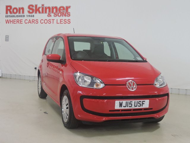 View our 2015 15 VOLKSWAGEN UP (78)   1.0 MOVE UP 5d 59 BHP