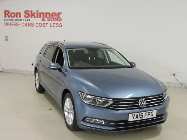 View our 2015 15 VOLKSWAGEN PASSAT (26)  1.6 SE BUSINESS TDI BLUEMOTION TECHNOLOGY 5d 119 BHP
