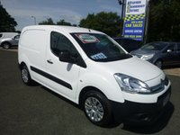 2015 CITROEN BERLINGO 1.6 850 ENTERPRISE L1 HDI 1d 89 BHP £6600.00