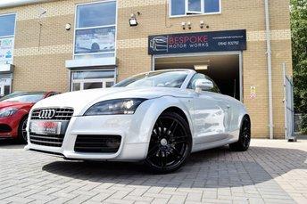2011 AUDI TT 2.0 TFSI S LINE SPECIAL EDITION 200 BHP £9995.00
