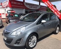 USED 2013 13 VAUXHALL CORSA 1.4 SE 5d 98 BHP **ONLY 53,000 MILES**