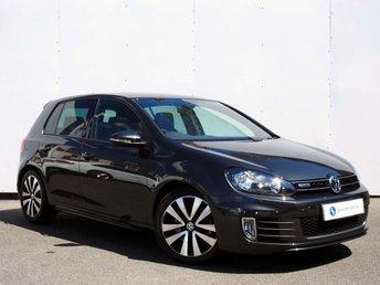 2011 VOLKSWAGEN GOLF 2.0 GTD TDI DSG 5d AUTO 170 BHP £14695.00