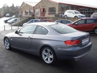 USED 2010 BMW 3 SERIES 3.0TD d SE Highline Coupe LOW MILEAGE BMW COUPE