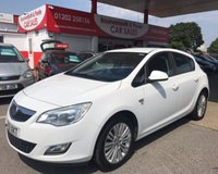 2011 VAUXHALL ASTRA 1.6 EXCITE 5d 113 BHP 1 OWNER *ONLY 66,000 MILES* £4995.00