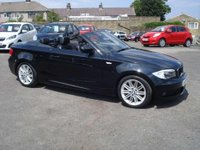 USED 2011 BMW 118 2.0TD 118d M Sport Convertible LOW MILEAGE & SERVICE HISTORY