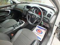 USED 2010 10 VAUXHALL INSIGNIA 2.0 SE CDTI 5d 157 BHP