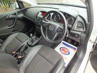 USED 2012 12 VAUXHALL ASTRA 1.7 ACTIVE CDTI 5d 108 BHP