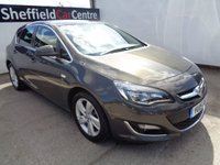USED 2015 15 VAUXHALL ASTRA 2.0 SRI CDTI S/S 5d 163 BHP AIR CONDITIONING  CRUISE CONTROL ALLOY WHEELS ABS BREAKING  CENTRAL LOCKING ELEC WINDOWS  P.A STEERING