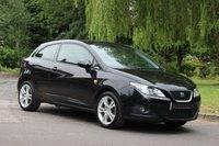 2009 SEAT IBIZA 1.6 SPORT CR TDI 3d 103 BHP £2850.00