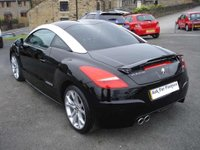 USED 2012 62 PEUGEOT RCZ 2.0HDi GT Coupe FULL HISTORY & LOW MILES