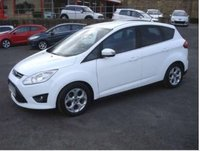 USED 2015 64 FORD C-MAX 1.0T EcoBoost Zetec ROAD TAX ONLY £30 A YEAR