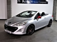 2009 PEUGEOT 308 2.0 CC GT HDI 2dr £3490.00