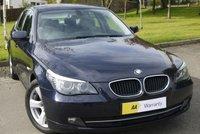 2008 BMW 5 SERIES 2.0 520D SE 4d AUTO 175 BHP £5995.00