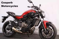 USED 2016 66 YAMAHA MT-07 MT-07 ABS