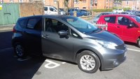 USED 2015 15 NISSAN NOTE 1.2 ACENTA PREMIUM 5d 80 BHP CHEAP TO RUN AND GOOD SPECIFICATION!...LOW CO2 EMISSIONS(109G/KM), £20 ROAD TAX, AND EXCELLENT FUEL ECONOMY!  FULL NISSAN SERVICE HISTORY AND ONLY 7161 MILES FROM NEW! GOOD SPECIFICATION INCLUDING PARKING SENSORS, CLIMATE CONTROL, PRIVACY GLASS, SATELLITE NAVIGATION, MEDIA, AND ALLOY WHEELS!