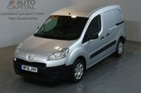 USED 2015 15 PEUGEOT PARTNER 1.6 HDI PROFESSIONAL L1 850 5d 89 BHP AIR CON SWB DIESEL PANEL VAN AIR CON ONE OWNER FULL S/H