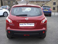 USED 2013 13 NISSAN QASHQAI  1.6 Acenta FULL HISTORY AND LOW MILES