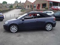 USED 2012 12 VOLKSWAGEN GOLF 1.4 TSI S Cabriolet FULL SERVICE HISTORY & LOW MILES
