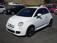 USED 2014 64 FIAT 500 1.2 S  ROAD TAX ONLY £30 A YEAR