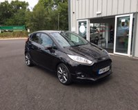 USED 2017 66 FORD FIESTA 1.0 ST-LINE NAVIGATOR ECOBOOST (140ps) THIS VEHICLE IS AT SITE 1  - TO VIEW CALL US ON 01903 892224