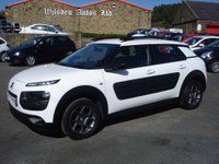 USED 2015 15 CITROEN C4 CACTUS 1.2 PureTech Feel ROAD TAX ONLY £20 A YEAR