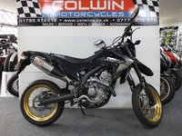 USED 2015 64 HONDA CRF250M 250cc  ONLY 1800 MILES!! YOSHI CAN!!