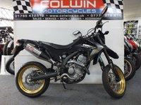 2015 HONDA CRF250M 250cc CRF 250 ME-E  £3995.00