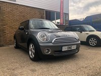 USED 2009 09 MINI HATCH ONE 1.4 ONE GRAPHITE 3d 94 BHP WE SPECIALISE IN MINI'S!!!!!!