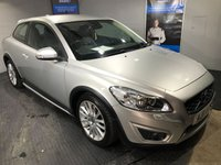 USED 2011 11 VOLVO C30 2.0 D3 SE LUX 3d 148 BHP Bluetooth   :   Satellite Navigation   : Full leather upholstery        :        Heated front seats        :        Rear parking sensors      :      Full service and MOT when sold
