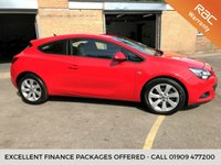 USED 2015 15 VAUXHALL ASTRA 1.4 GTC SPORT S/S 3d 1 OWNER FROM NEW, ONLY 35K 3 SERVICES  AMAZING VALUE, ONLY 35K 3 SERVICES, FINANCE OFFERED,