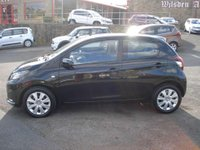 USED 2016 66 PEUGEOT 108 1.0 ACTIVE FREE ANNUAL ROAD TAX
