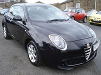 USED 2015 15 ALFA ROMEO MITO 0.9 TWINAIR PROGRESSION FREE ANNUAL ROAD TAX