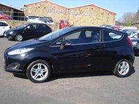 USED 2012 FORD FIESTA 1.6 ZETEC AUTO  LOW MILEAGE AUTOMATIC FIESTA