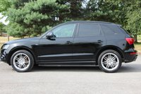 USED 2010 10 AUDI Q5 2.0 TDI QUATTRO S LINE 5d AUTO 168 BHP