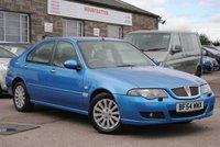 2004 ROVER 45 1.6 CLUB SE 4d 108 BHP £1475.00