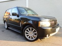 USED 2009 59 LAND ROVER RANGE ROVER 3.6 TDV8 AUTOBIOGRAPHY 5d AUTO 271 BHP The Car Finance Specialist