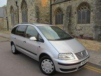 2008 VOLKSWAGEN SHARAN 1.9 S TDI 5d AUTO 114 BHP £3495.00