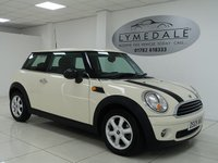 2009 MINI HATCH
