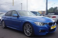 USED 2014 BMW 3 SERIES 2.0 320I M SPORT 4d 181 BHP