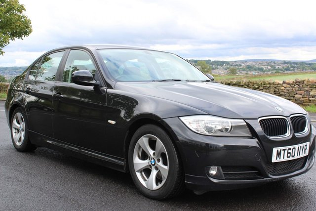 2011 60 BMW 3 SERIES 2.0 320D EFFICIENTDYNAMICS 4d 161 BHP