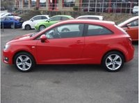 USED 2015 15 SEAT IBIZA 1.2 TSI SportCoupe FR FULL SERVICE HISTORY LOW MILES