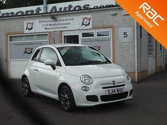 2014 FIAT 500 1.2 S £5499.00