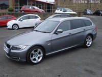 USED 2010 60 BMW 3 SERIES 2.0i Touring Exclusive Edition FULL SERVICE HISTORY LOW MILES
